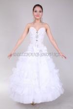 2436 бальное платье