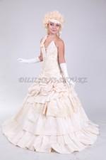 2427 бальное платье