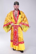 02453 Китайский национальный мужской костюм