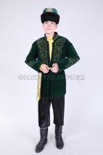 """00575 Казахский национальный костюм """"Ерсеит"""" (01)"""