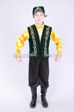 0012. Казахский танцевальный костюм