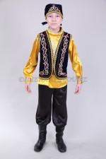 0013. Казахский танцевальный костюм