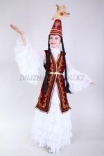 Казахский национальный костюм 011