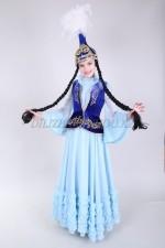 Казахский национальный костюм 010