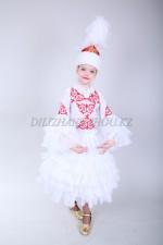 0065. Казахский костюм