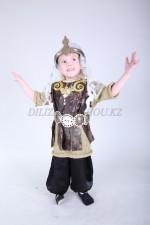 00595 Казахский батыр 14