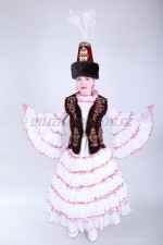 Казахский национальный костюм 07