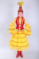 Казахский национальный костюм 03