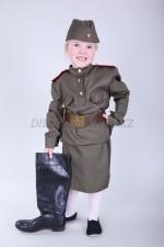 00262 Военный костюм Солдатка (1)