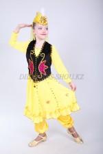 0226. Уйгурский (желтый)