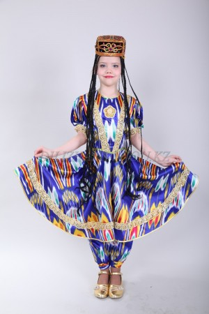 Детские национальные костюмы для девочек