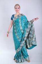 02371 Индийское сари