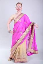 02380 Индийское сари