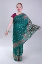 02386 Индийское сари
