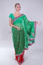 02387 Индийское сари