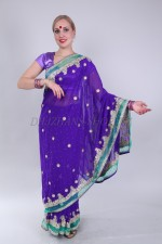 02379 Индийское сари