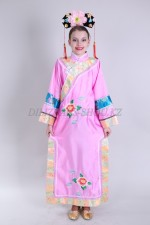 02438 Китайский женский национальный костюм