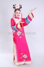 02437 Китайский женский национальный костюм
