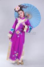 2167 китайский женский национальный костюм