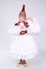 0059. Казахский костюм с балеро