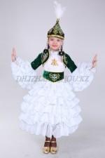 """Казахский национальный костюм """"Ару"""" 02"""