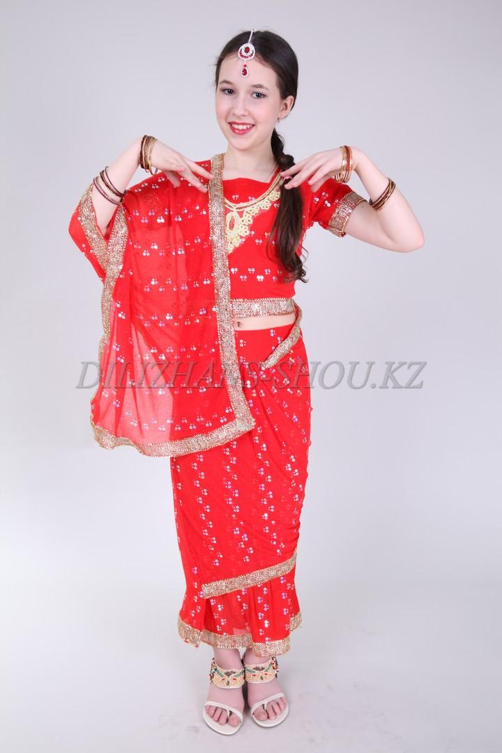 Индийские костюмы для девочки