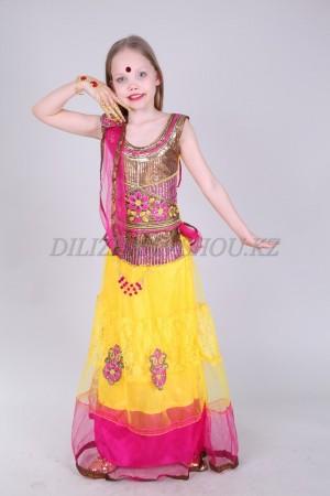 Индийские детские национальные костюмы