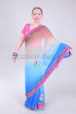 02376 Индийское сари