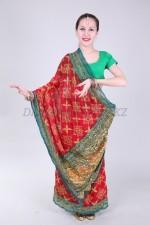 02366 Индийское сари