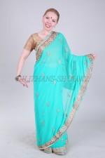02372 Индийское сари