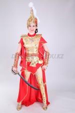02105 Казахский стилизованный костюм Томирис