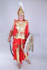02103 Казахский стилизованный костюм Томирис