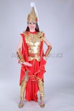02104 Казахский стилизованный костюм Томирис