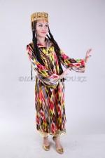 2150 национальный костюм узбекский женский