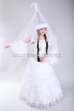 02834 Свадебное платье на Кыз Узату