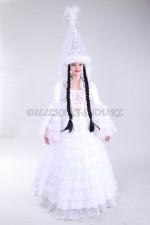 2531. свадебное платье на Кыз Узату
