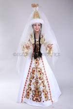 02832 Свадебное платье на Кыз Узату