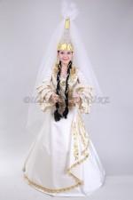 02833 Свадебное платье на Кыз Узату