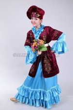 02320 Женский татарский национальный костюм