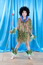 2342r . детский карнавальный костюм - Чунга-Чанга