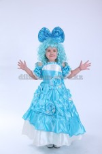 костюм Мальвины детский
