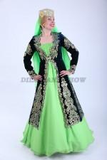02219 Национальный костюм узбекский женский