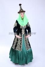 02128 Казахский национальный костюм