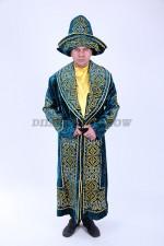 02095 Казахский национальный чапан