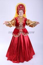 02158 Русский народный костюм