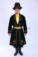 02094 Казахский национальный костюм