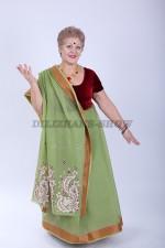02414 Индийское сари