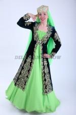 33426. Национальный костюм узбекский женский