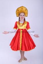 00243 Русский народный костюм «Настенька» 01