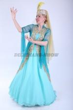 02239 Уйгурский национальный костюм женский